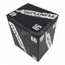 Šuolio platforma Tunturi 14TUSCF079, soft 40/50/60cm