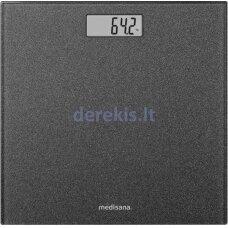 Svarstyklės Medisana PS 500, pilka spalva