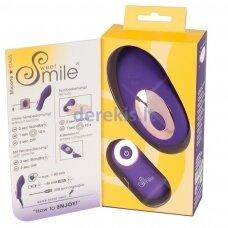 Sweet Smile Happy Panty vibratorius (violetinė)