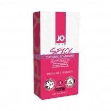 System JO - Klitorinis gelis Laukinis 10 ml