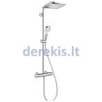 Termostatinė dušo sistema Hansgrohe Crometta S 240, 27271000