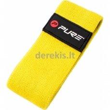Tekstilinė elastinė pasipriešinimo guma - kilpos Pure2improve (lengvo stiprumo)
