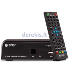Imtuvas TV STAR DVBT2 516/517 HD