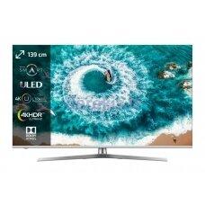 Televizorius HISENSE H55U8B