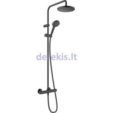 Hansgrohe Vernis Blend 200, 1jet Showerpipe, 26276670