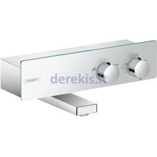 Termostatinis vonios maišytuvas Hansgrohe ShowerTablet, 13107000, chromas
