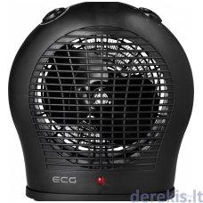 Termoventiliatoius ECG TV 30 Black