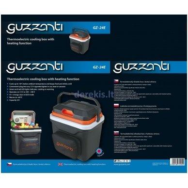 Termoelektrinis šaldytuvas Guzzanti GZ-24E 3