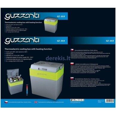 Termoelektrinis šaldytuvas-šildytuvas Guzzanti GZ-30B 4