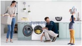 Kaip išsirinkti skalbimo mašiną?