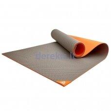Treniruočių kilimėlis Reebok Mesh Orange