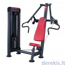 Treniruoklis PANATTA INCLINE CHEST PRESS CON, 1SC037