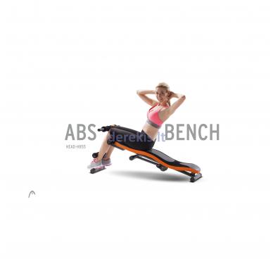 Treniruočių suolelis Head Abs Bench H855 2