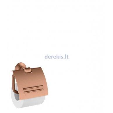 Tualetinio popieriaus laikiklis Hansgrohe AXOR Montreux 42036310