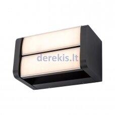 Tvirtinamas šviestuvas Domoletti Effection, 2x6W, IP54