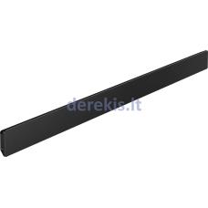 Universalus sieninis laikiklis Hansgrohe WallStoris 27902670, juodas matinis