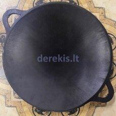 Užbekiška šlifuota keptuvė Sadz37, 37cm