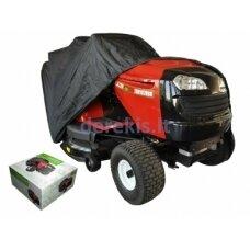 Cover / tarpaulin for garden tractors
