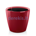 Vazonas su savaiminio drėkinimo sistema LECHUZA Classico Premium 43 Scarlet Red, 16087