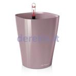 Vazonas su savaiminio drėkinimo sistema LECHUZA Deltini Premium Pastel Violet, 14921