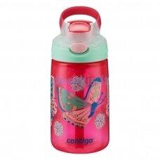 Vaikiška gertuvė Contigo Gizmo Sprinkles Butterfly White, 2115036, 420 ml