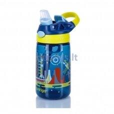 Vaikiška gertuvė Gizmo Flip Nautical Space 2116114, 420 ml
