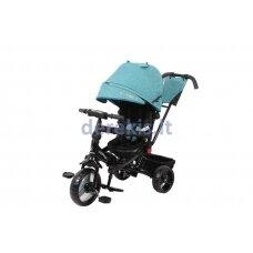 """Vaikiškas dviratis Madej XG7236-1-2, juodas/žalias, 12"""""""