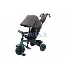 """Vaikiškas dviratis Madej XG7331-T16-5, žalias/pilkas, 12"""""""