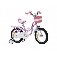 Vaikiškas dviratis Royalbaby Star Girl '14