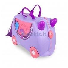 Vaikiškas lagaminas TRUNKI BLUEBELL PONY