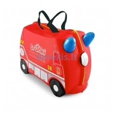 Vaikiškas lagaminas TRUNKI FRANK THE FIRE TRUCK