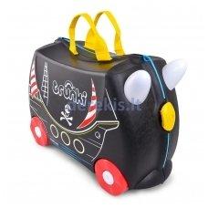 Vaikiškas lagaminas TRUNKI PEDRO THE PIRAT