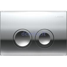 Vandens nuleidimo mygtukas Geberit Delta 21, 115.125.21.1, blizgus chromas