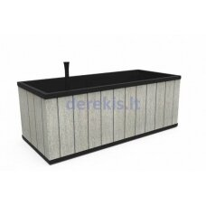 Keter Sequoia Duotech Large Planter L 242909