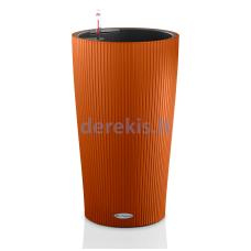 Vazonas su savaiminio drėkinimo sistema LECHUZA Cilindro color 23 sunset orange, 13942