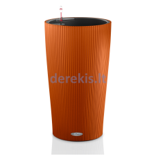 Vazonas su savaiminio drėkinimo sistema LECHUZA Cilindro color 32 sunset orange, 13952