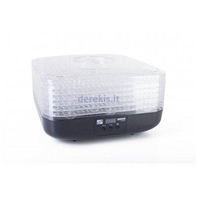 Vaisių, uogų džiovyklė G21 Paradiso Cube Juoda 60081225 4