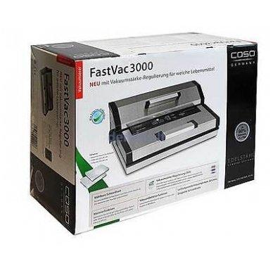Vakumatorius CASO FastVac 3000 5