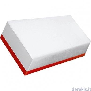 Valymo kempinėlių komplektas skirtas granitinių plautuvių valymui FRANKE 112.0304.193, 3 vnt. 2