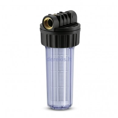 Vandens filtras didelis tvirtinamas prie pompos Karcher 2.997-210.0