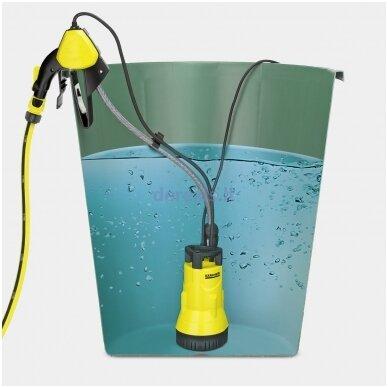 Vandens siurblys Karcher BP 1 BARREL, 1.645-460.0 3