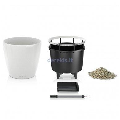 Vazonas su savaiminio drėkinimo sistema LECHUZA Classico Premium 43 Espresso, 16081 2