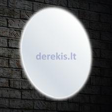 Veidrodis Blu MERIDA Round su LED apšvietimu, 80cm, BDV034808000000
