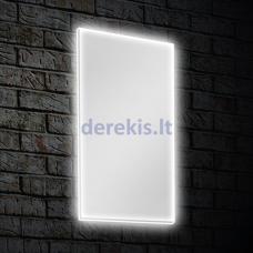 Veidrodis su LED apšvietimu Blu MERIDA 50x80 cm