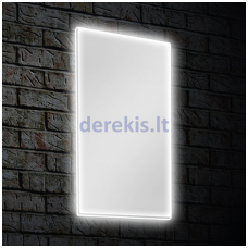 Veidrodis su LED apšvietimu Blu MERIDA (dydį galima pasirinkti)