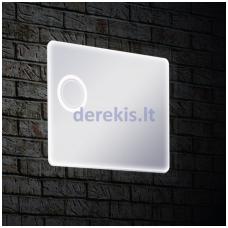 Veidrodis su LED apšvietimu Blu Mondo