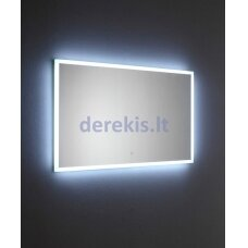 Veidrodis su LED apšvietimu Vanita & Casa Starlight BR 60120 123 S, 1200x600 mm