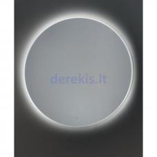 Veidrodis su LED apšvietimu Vanita & Casa Eclisse, BT 0060 645 S, d=600 mm