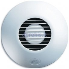 Ventiliatorius Airflow ICON 15S, su SELV apsauga