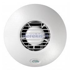 Ventiliatorius Airflow ICON 60, baltas